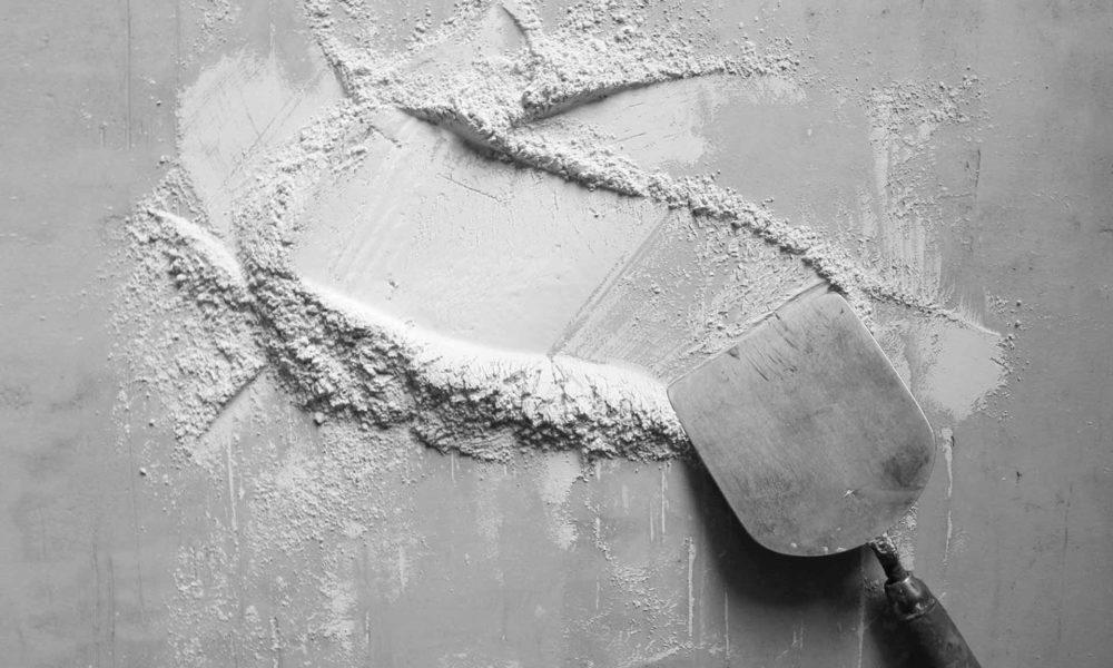 Wandgestaltung mit Kalkputz von Kreadiano